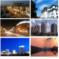 滁州城市面貌