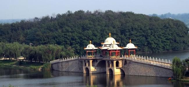 为国家aaaa级风景区,位于颍上东北部的迪沟镇