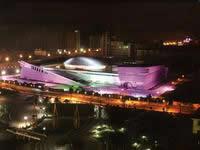 市博物馆夜景