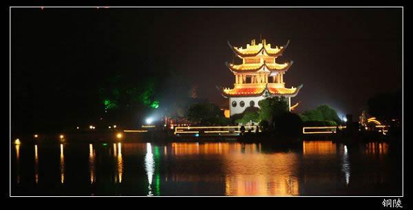铜陵到杭州沿途的风景