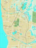 芜湖市城区地图