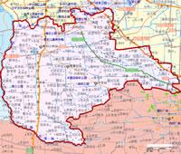 北京大兴区行政区划图
