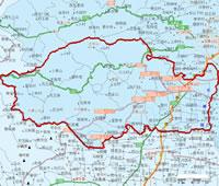 房山区地图