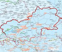 延庆县地图