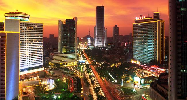 33地图 中国地图 广东省 广州市    广州镇海楼是始建于公元前214年