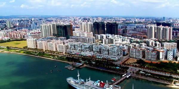 33地图 中国地图 广东省 湛江市    湛江市辖4个市辖区,2个县,代管3个