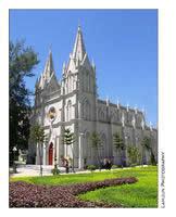 维多尔天主教堂(又名霞山天主教堂)