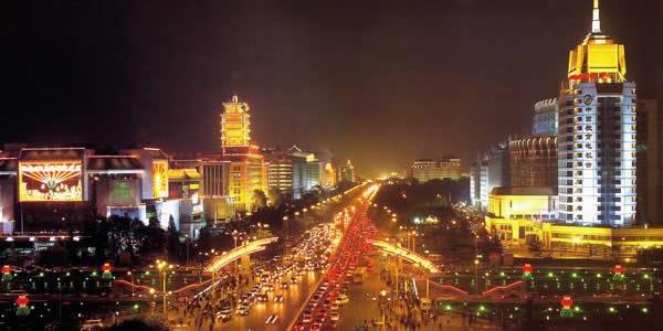 桂林市街道地图