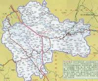 河池市地图