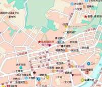 临高县城区地图