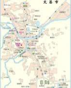 文昌市城区地图
