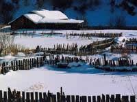 中国雪乡图片
