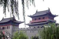 隋唐城丽京门景区