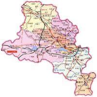 平顶山市行政区划图