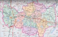 信阳市地图