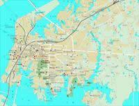 岳阳市地图