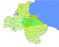 连云港市行政区划图