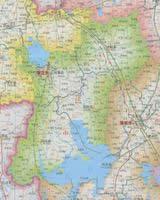 宿迁市行政区划图