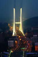 和平桥夜景