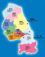 盐城市行政区划