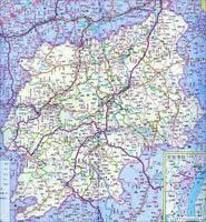 吉安市地图