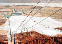 汪清满天星滑雪场