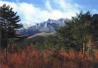 白石砬子自然保护区