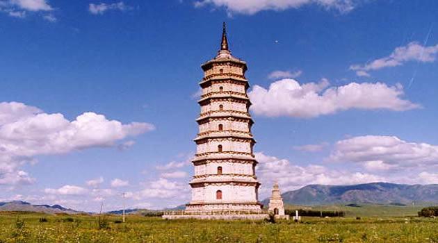 赤峰市 地图 风景图片/历史变革...