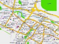 西宁市地图