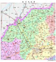 德州市地图