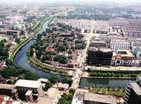 济宁城区的古运河