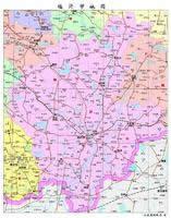 临沂市地图