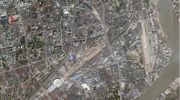徐汇区地图 徐汇区街道地图