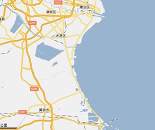 天津海滨浴场旅游详细介绍,导游地图,门票价格