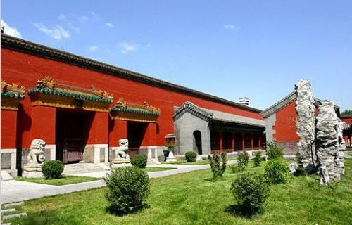 中国 抚顺/沈阳故宫博物馆