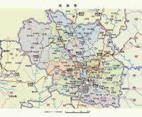 长治市行政区划图