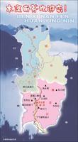 本溪市行政区划图