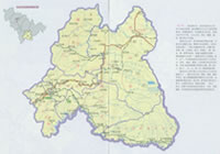 白山市行政区划图