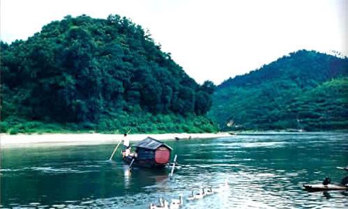 (原创)说古道今: - liangshange - 一线天