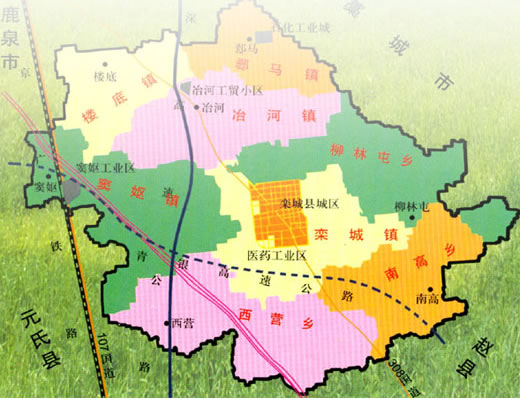 元氏县人口_河北省一县级市,人口仅19万,建县历史近2000年