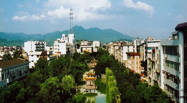 唐县业里村风景图片