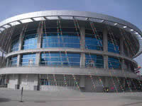 阿克苏体育馆