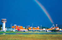 西双版纳嘎洒国际机场