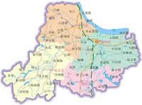 湖州市地图