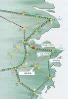 绍兴交通图