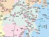 台州市行政区划图
